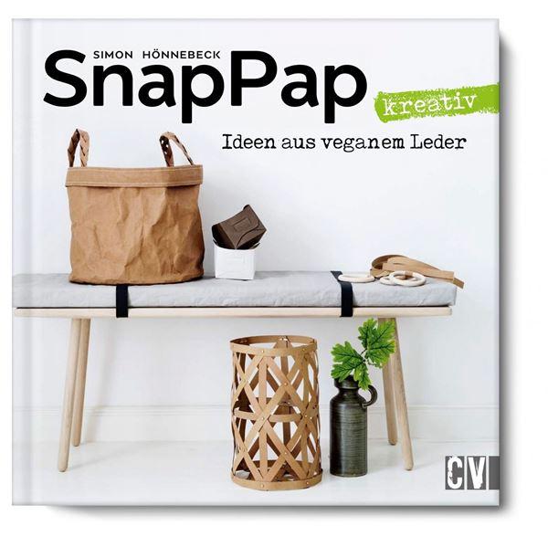 Bild von SnapPap kreativ: Ideen aus veganem Leder