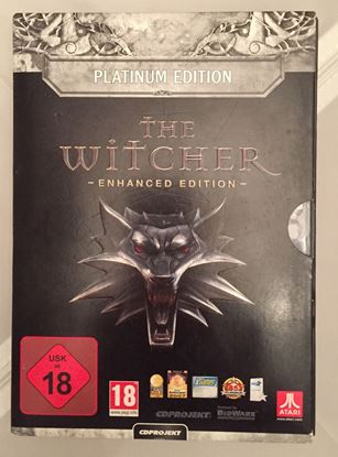 Bild von The Witcher Enhanced - Platinum Edition