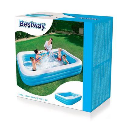 Bild von Restposten Bestway Pool XXL